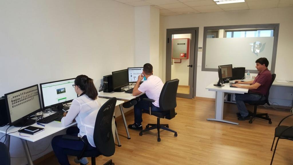 Oficina de BlogsterApp