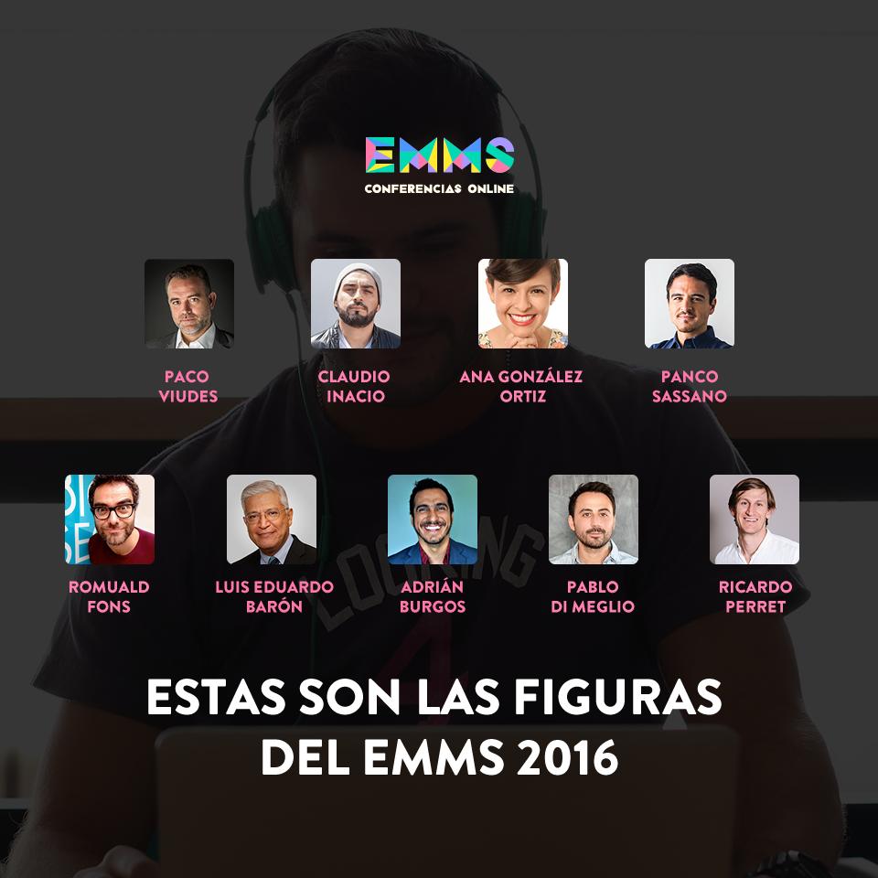 EMMS Ponentes
