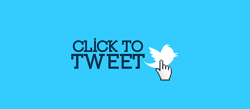 Learn in 1 minute how to include Click To Tweet in your email marketing
