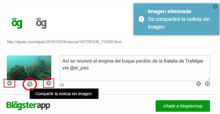 Extensión de BlogsterApp - Ejemplo 2