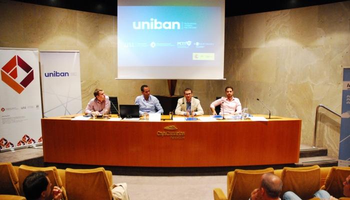 Presentación de Uniban