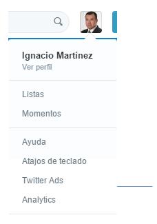 acciones estratégicas en Twitter