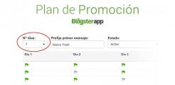 Plan de promoción