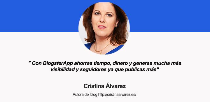Entrevista a Cristina Álvarez