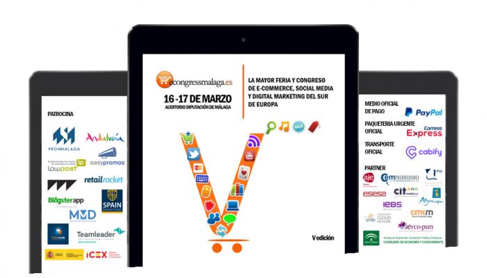BlogsterApp, patrocinador del V eCongress de Málaga