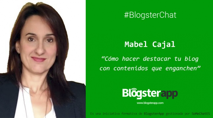 Marketing de contenidos para tu blog - Mabel Cajal