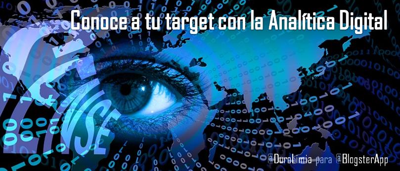 Conoce a tu target con la analítica digital