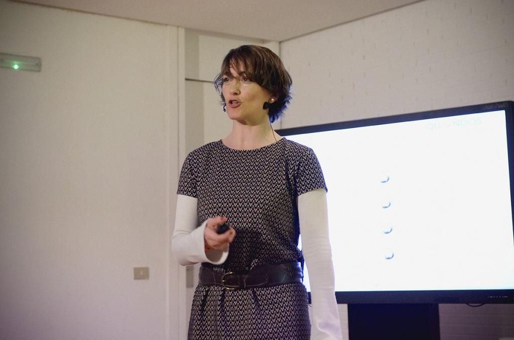 Èlia Guardiola - Cómo evoluciona el Storytelling al Storydoing
