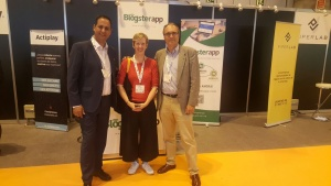 Clientes de BlogsterApp en OMExpo 2017