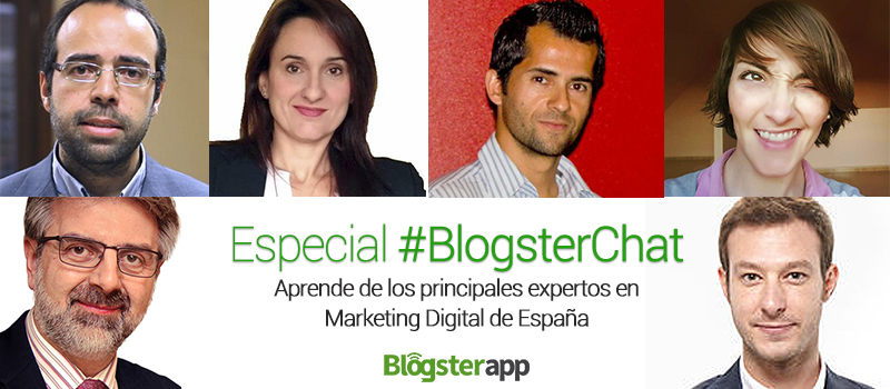 Especial Blogsterchat: Resumen de los eventos con expertos en Marketing Digital