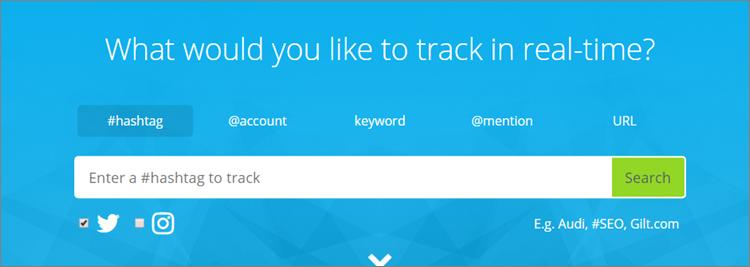 Keyhole, la herramienta para trackear hashtags en Twitter e Instagram