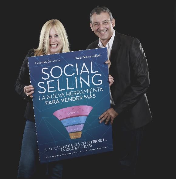 Se presenta el primer libro en España sobre Social Selling