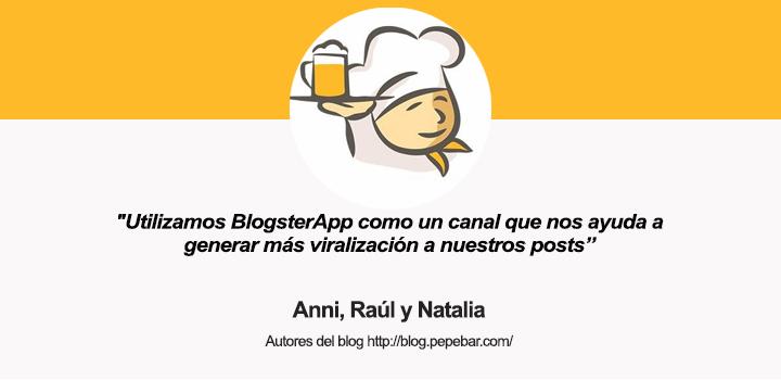 Entrevista a los autores del blog Pepebar