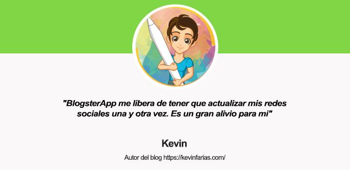 Entrevista a Kevin Farias, animador 2D y autor de su propio blog