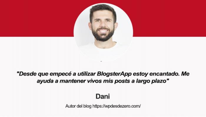 Entrevistamos a Dani, de WordPress desde Zero