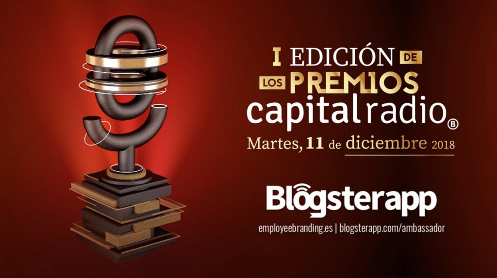 BlogsterApp, la startup más innovadora del año en Capital Radio