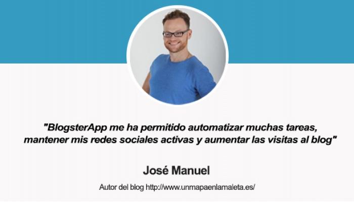 Entrevista a José Manuel, autor del blog Un Mapa en la Maleta
