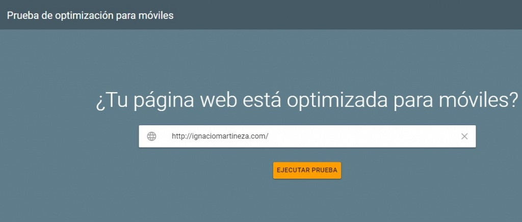 Optimización para dispositivos móviles en WordPress