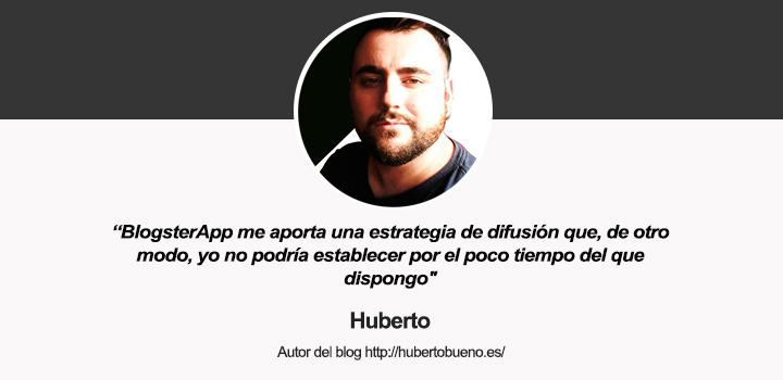 Entrevista a Huberto Bueno