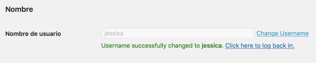 Usa el plugin Username Charger para solucionar uno de los errores más comunes en WordPress