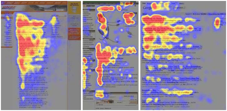 Heat Map - Usabilidad Web aplicada a SEO