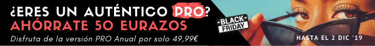 BLACK FRIDAY 2019 BLOGSTERAPP PRO ANUAL 49,99